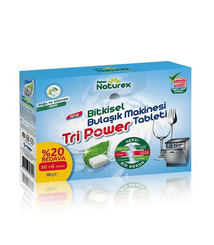 Faber Naturex Bulaşık Makinesi Yıkama Tableti