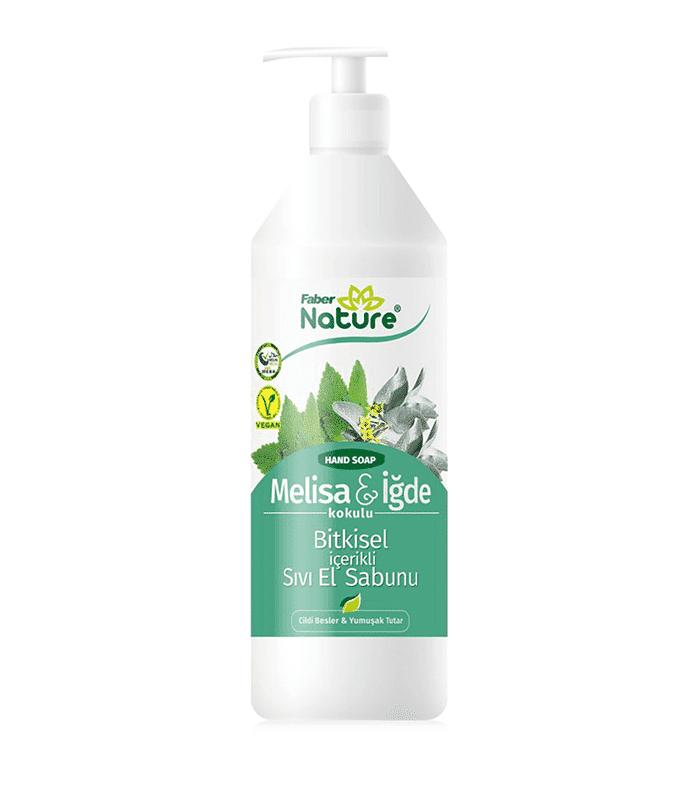 Faber Naturex Sıvı Sabun Melisa İğde