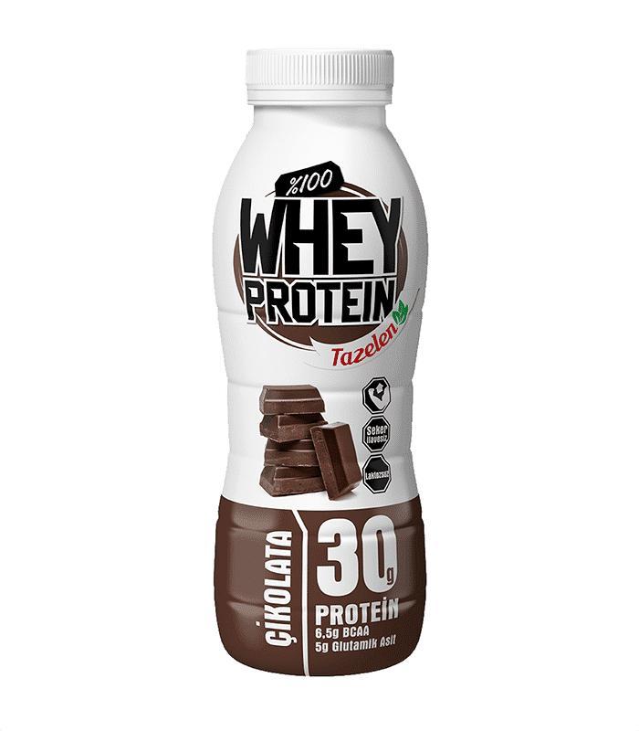 Tazelen Protein İçeceği Kakaolu