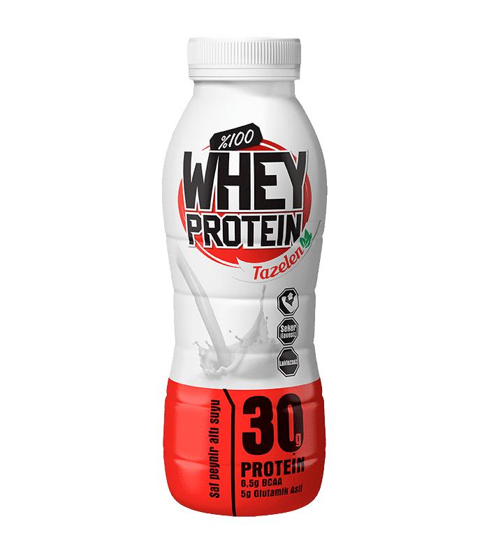 Tazelen Protein İçeceği Sade