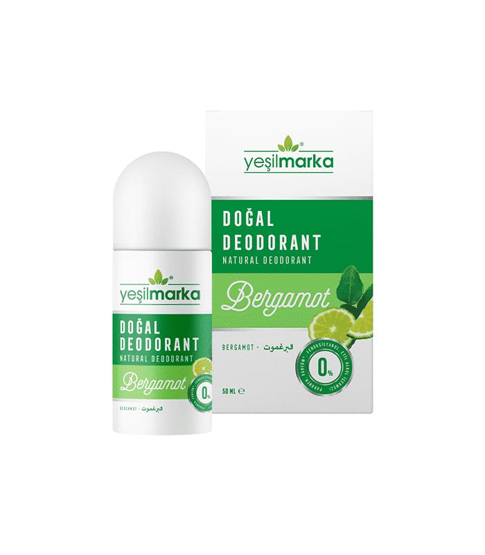 Yeşilmarka Doğal Deodorant Bergamot