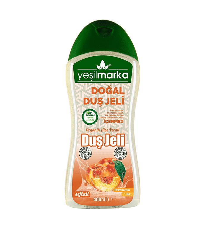 Yeşilmarka Doğal Duş Jeli Şeftali